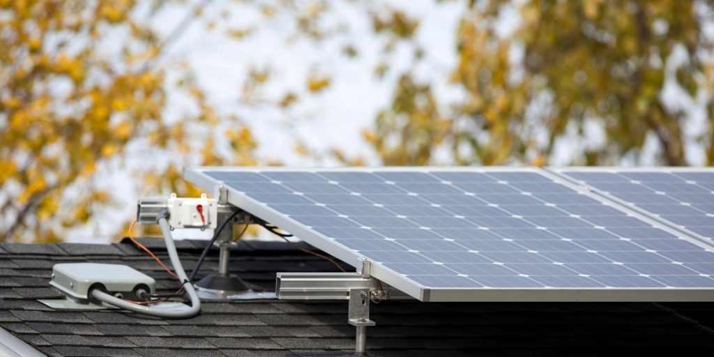 Commercial PV Case Study