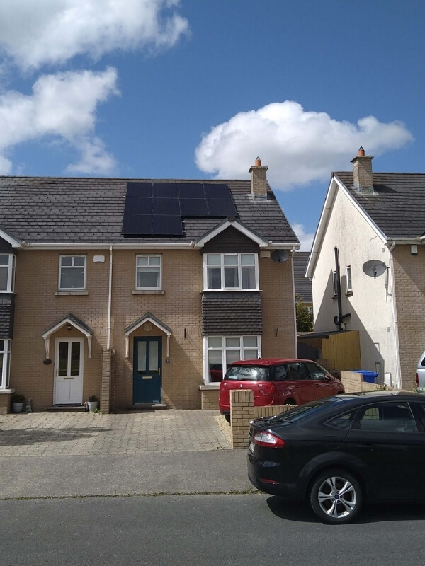 Solar Panels Ireland Home