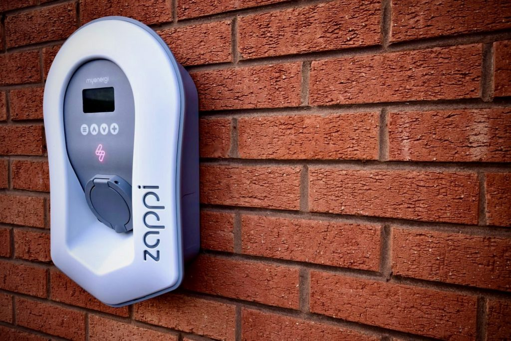 zappi wall Charger